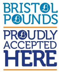 CoolBison proudly accept the Bristol Pound