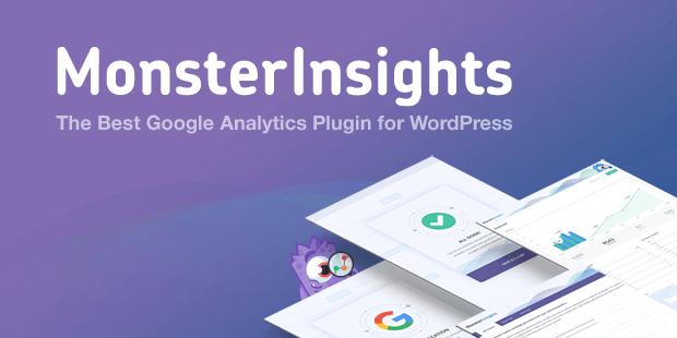 Track Google Analytics within your WordPress admin area.